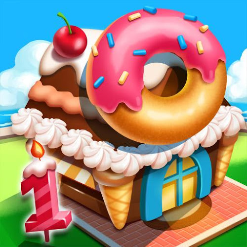 Cooking City: craze chef' s cooking games (Mod Money) 1.76.5017mod