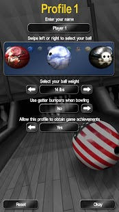 My Bowling 3D- screenshot thumbnail