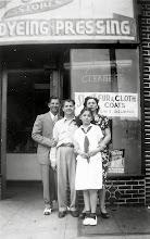 Photo: Henry, Salo, Frieda, and Miriam Brunn