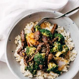 Best Easy Broccoli Beef Stir Fry.