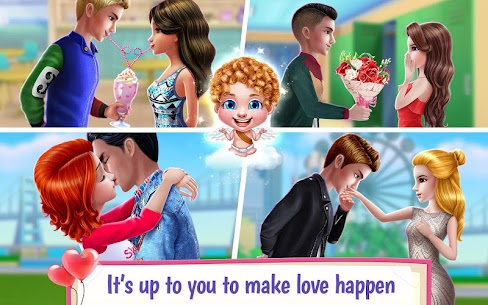First Love Kiss – Cupid's Romance Mission MOD (Free Shopping) 3