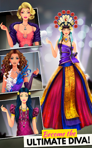 Fashion Diva: Dressup & Makeup screenshot 8