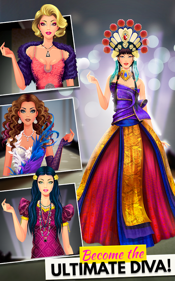 Free Fashion Dress Up Games Online Flash