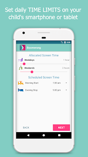 Boomerang - Parental and Screen Time Controls- screenshot thumbnail