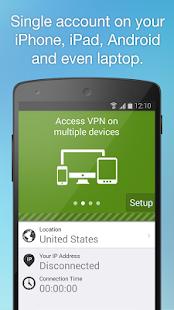 Seed4.Me提供的免費VPN代理
