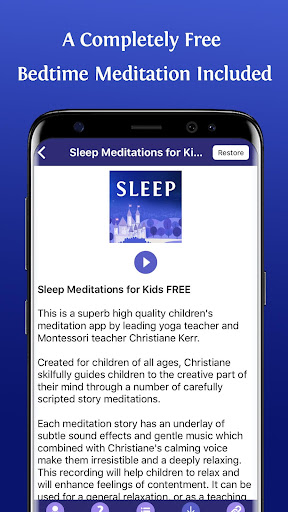 Sleep Meditations for Children at Bedtime cheat hacks