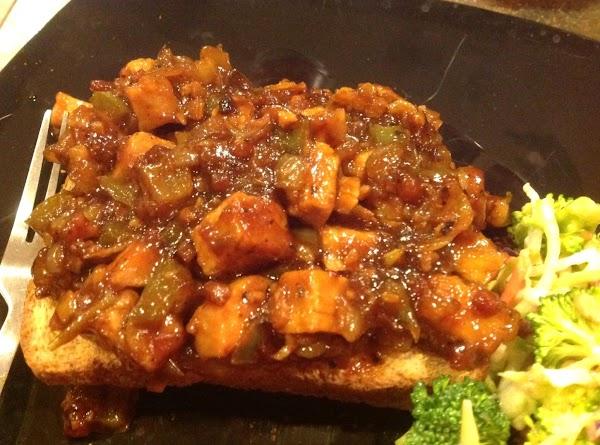 Remix B B Q Pork Roast With Bacon & Onions Recipe