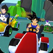 Dragon Z Rush: 3D Kart Racing APK