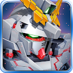 SD GUNDAM STRIKERS v1.5.5 (Mod Damage)