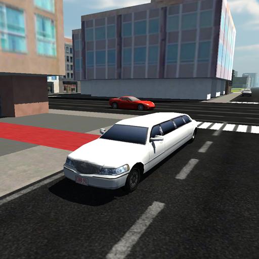 3D實景豪華轎車公園模擬器 模擬 App LOGO-硬是要APP