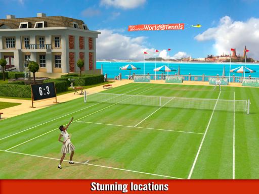 World of Tennis: Roaring u201920s u2014 online sports game 4.8.2 screenshots 20