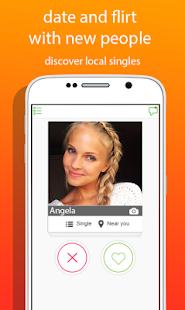 Instadater Hookup Dating App screenshot