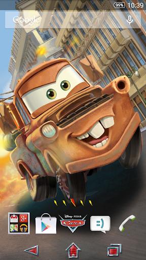 XPERIA™ Cars Tow Mater Theme