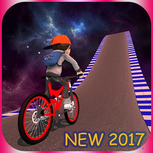 BMX Racer Stunts 2017: New
