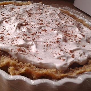 Banoffee Pie (Raw Vegan).
