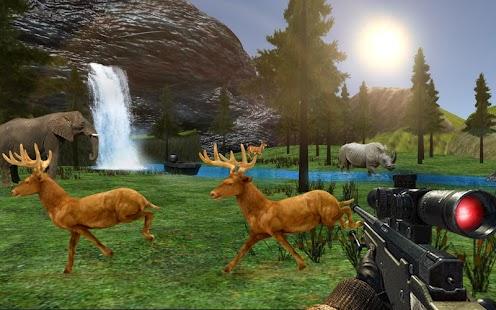 Stag Deer Hunting 3D - náhled