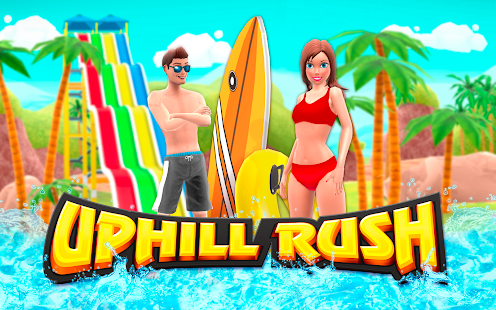 Uphill Rush Racing- screenshot thumbnail