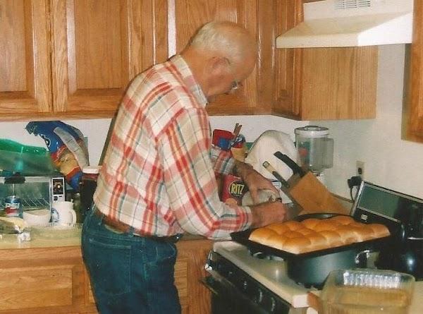 Grampa's Ham Recipe