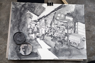 Photo: ArtGraf Viarco Watersoluble Graphite