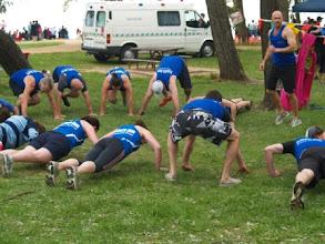 Photo: Dragons Abreast Corporate Regatta 2010 : CrossFit Base