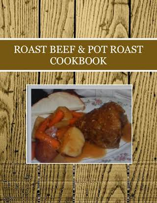 ROAST BEEF & POT ROAST COOKBOOK