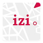 izi.TRAVEL: Audio Travel Guide Icon