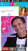 Screenshot of MAGIC 102.7 Miami