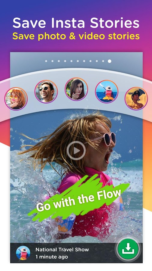 MultiSave - Photo, Video Downloader for Instagram- screenshot