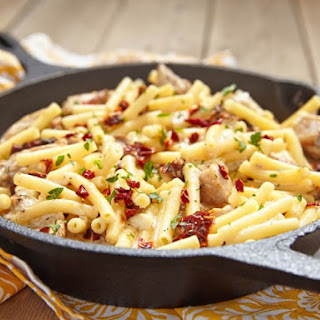 Patrick Swayze's Penne With Chicken And Sun Dried Tomatoes