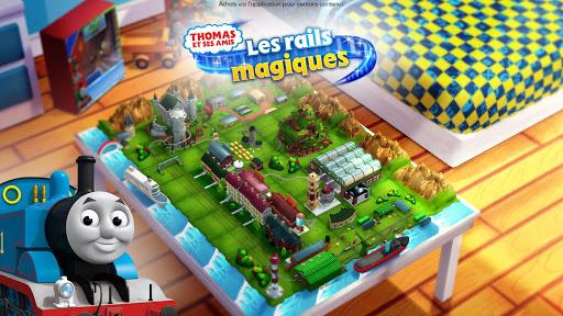 Thomas et ses amis : Les Rails magiques  APK MOD (Astuce) screenshots 1