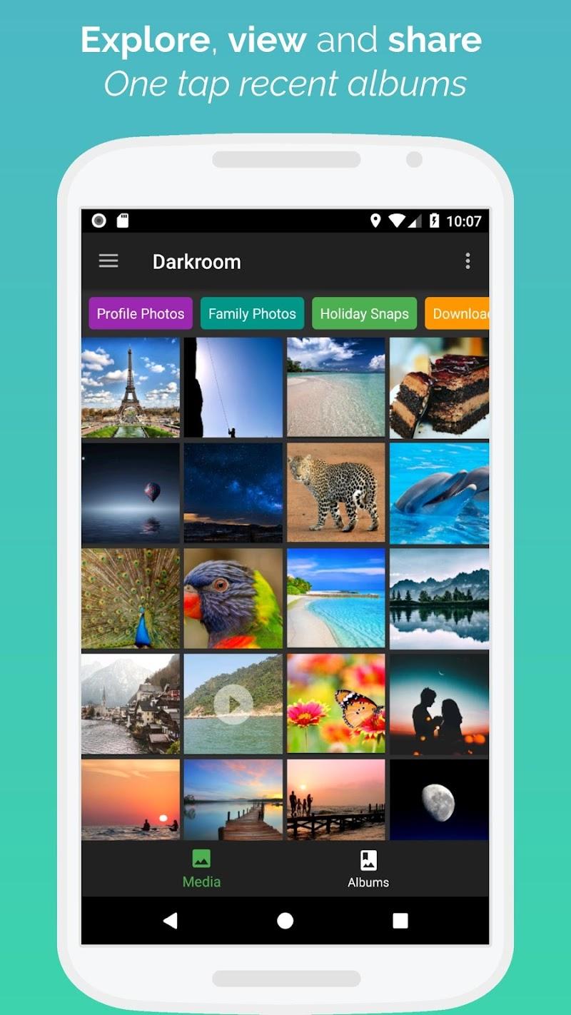 Darkroom Gallery Screenshot