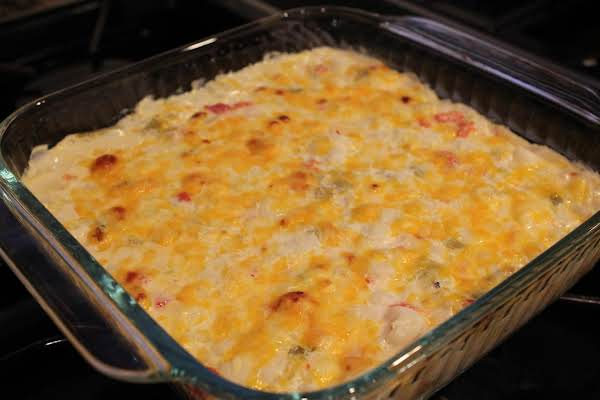 Mom's Hominy Casserole Recipe