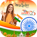 Republic Day Photo Frames -26 January Photo Editor icon