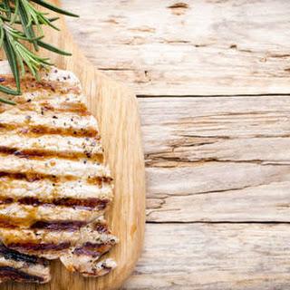 Honey Barbecue Baked Pork Chops.