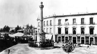 El Pingurucho de los Coloraos estuvo ubicado en Puerta Purchena.