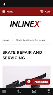 Inlinex Shop- screenshot thumbnail