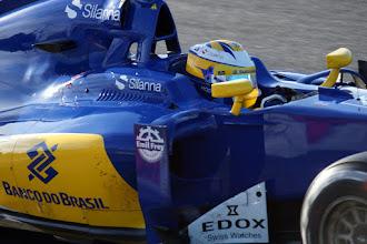 Photo: Marcus Ericsson - Sauber F1 Team