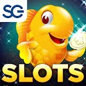 Gold Fish Casino Slots - Free! icon