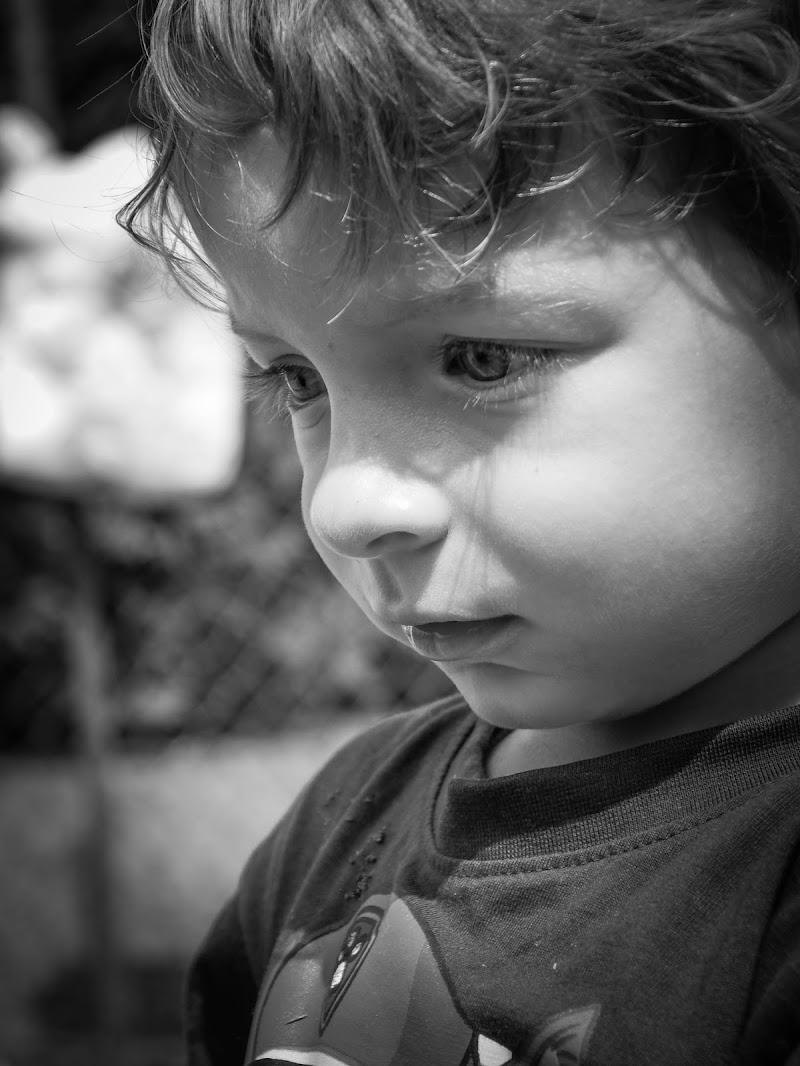 I pensieri di un bambino... di esserre
