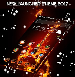 New Launcher Theme 2017 - náhled