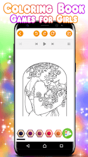 Coloring Book Games for Girls  Android Apps on Google Play