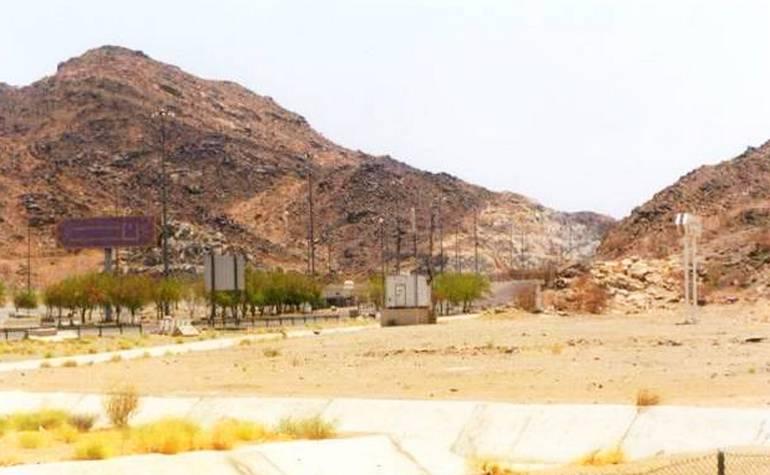 Waadi Muhassar Islamic Landmark in Makkah