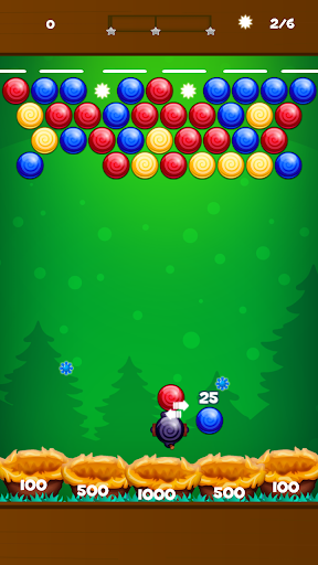Bubble Cannon Shooter HD