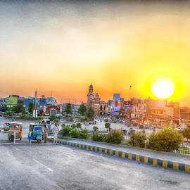 by Abdul Rehman - City,  Street & Park  Street Scenes