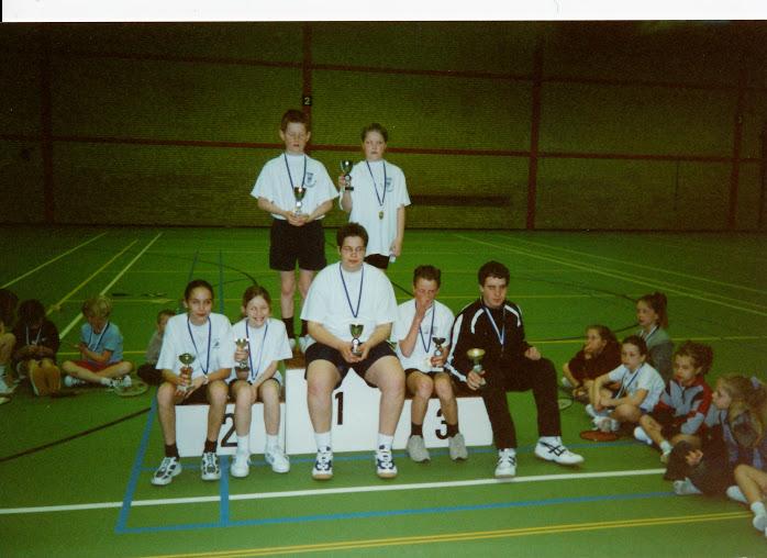 Clubkampioenschappen 2003