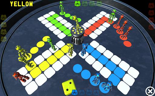 Robot Ludo 1.3 screenshots 1