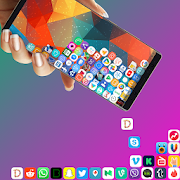 Advanced Rolling Icons Launcher 2019