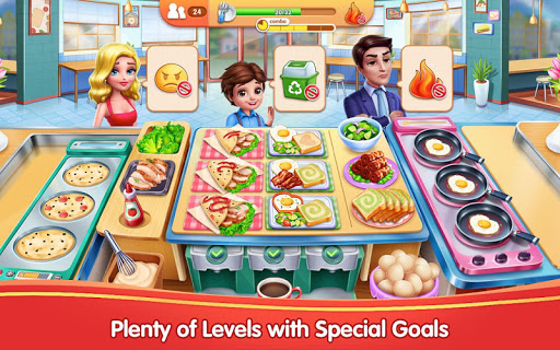 My Cooking - Craze Chef's Restaurant Cooking Games apkdebit screenshots 15