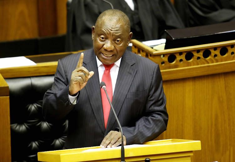 Cyril Ramaphosa rules out job cuts at Eskom