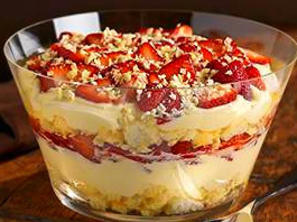 Strawberry Delight Recipe
